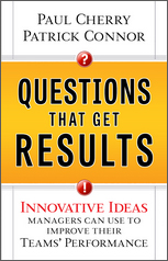 Book cover: Questions That Sell by Paul Cherry