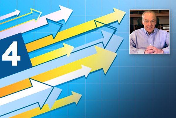 Video thumbnail: Sales graph with arrows pointing up and inset of Paul Cherry